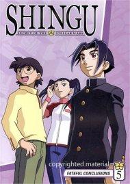 Shingu, Secret Of The Stellar Wars: Volume 5  - Fateful Conclusions