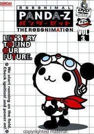 Panda-Z: The Robonimation - Volume 3