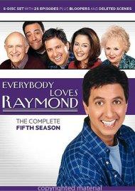 Everybody Loves Raymond: The Complete Fifth Season