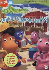 Backyardigans, The: Polka Palace Party
