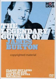 Legendary Guitar Of James Burton, The