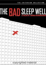 Bad Sl--p Well, The: The Criterion Collection