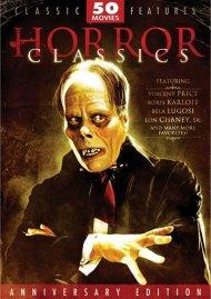 Horror Classics: 50 Movie Pack