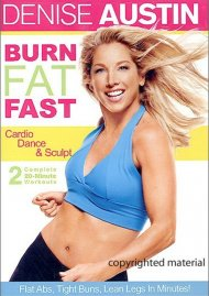 Denise Austin: Burn Fat Fast