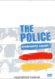 Police, The: Synchronicity Concert