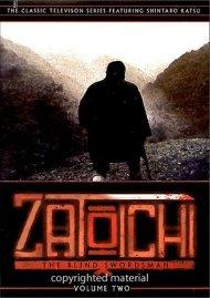 Zatoichi: TV Series Volume 2