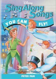 Sing Along Songs: You Can Fly!