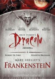 Bram Stokers Dracula / Mary Shellys Frankenstein (2 Pack)