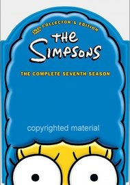Simpsons, The: The Complete Seventh Season (Marge Collectible Packaging)