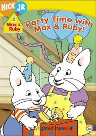 Max & Ruby: Party Time With Max & Ruby