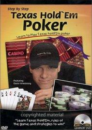 Step By Step Texas HoldEm Poker
