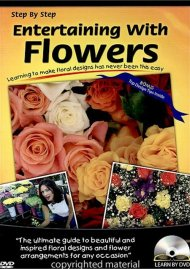 Step By Step Entertaining With Flowers