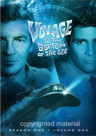 Voyage To The Bottom Of The Sea: Season 1 - Volume 1