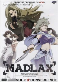 Madlax: Volume 5 - Convergence