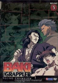 Baki The Grappler: Round 5 - Young Champion