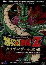Dragon Ball Z: Vegeta Saga 1 - Back From The Dead (Uncut)