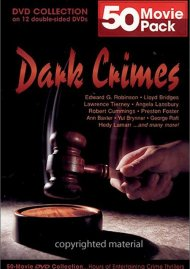 Dark Crimes: 50 Movie Pack