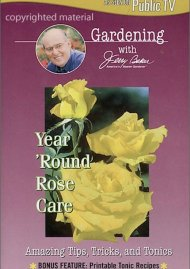 Jerry Baker: Year Round Rose Care