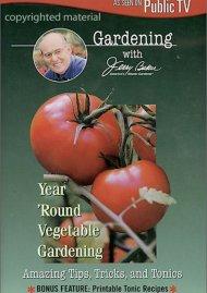 Jerry Baker: Year Round Vegetable Gardening
