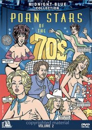 Midnight Blue: Volume 2 - Porn Stars Of The 70s