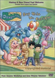 Dragon Tales: Say Hola to Enrique