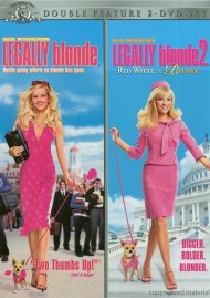 Double Feature: Legally Blonde & Legally Blonde 2: Red, White & Blonde