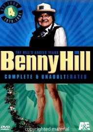 Benny Hill, Complete And Unadulterated: The Hills Angels Years - Set Four