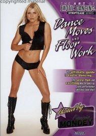 Striptease Series: Dance Moves and Floorwork