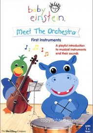 Baby Einstein: Meet The Orchestra - First Instruments