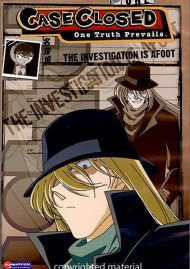 Case Closed: Season 1, Volume 1 - The Investigation Is Afoot