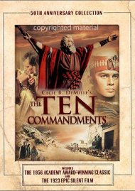 Ten Commandments, The: 50th Anniversary Collection