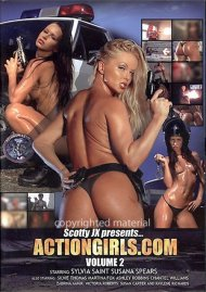 Actiongirls: Volume 2