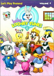 Baby Looney Tunes: Volume 2 - Lets Play Pretend