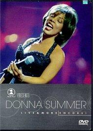 Donna Summer: VH1 Live & More