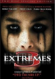 3 Extremes: 2 Disc Special Edition