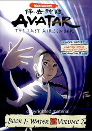 Avatar Book 1: Water - Volume 2