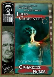 Masters Of Horror 2 Pack: Stuart Gordon - Dreams In The Witch-House / John Carpenter - Cigarette Burns