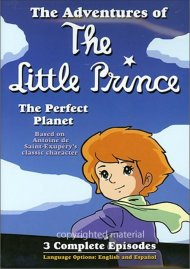 Adventures Of The Little Prince: The Perfect Planet