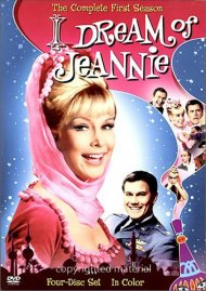 I Dream of Jeannie: The Complete First Season (Color)