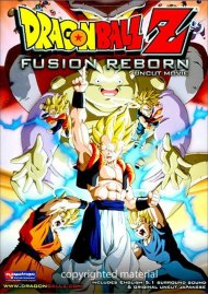 Dragon Ball Z: Fusion Reborn - The Movie