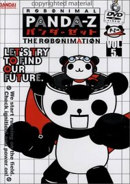 Panda-Z: The Robonimation - Volume 5