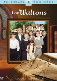 Waltons, The: The Complete Third Season