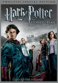 Harry Potter And The Goblet Of Fire: Special Edition