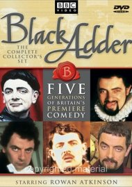 Black Adder: The Complete Collectors Set