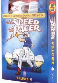 Speed Racer: Volume 4