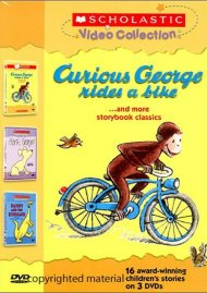 Curious George: Rides A Bike...And More Storybook Classics