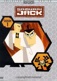 Samurai Jack: Seasons 1 - 3