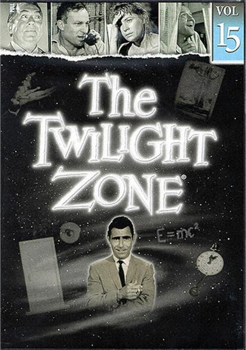 Twilight Zone, The: Volume 15