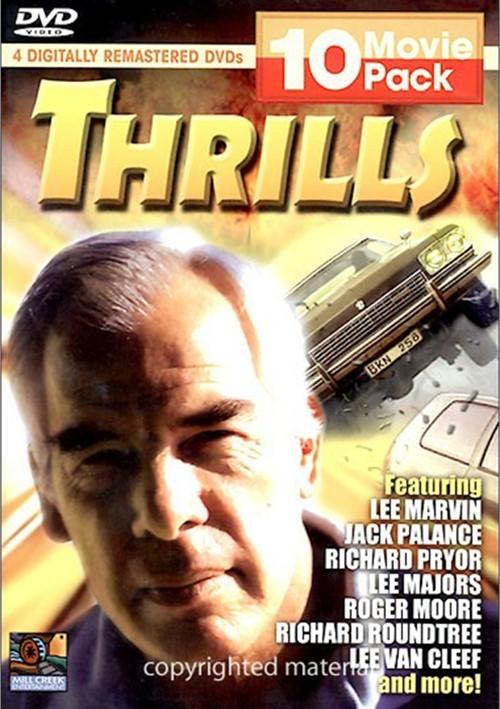 Thrills: 10 Movie Pack