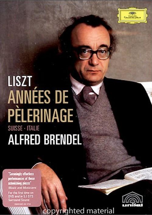 Liszt: Annees De Pelerinage - Alfred Brendel